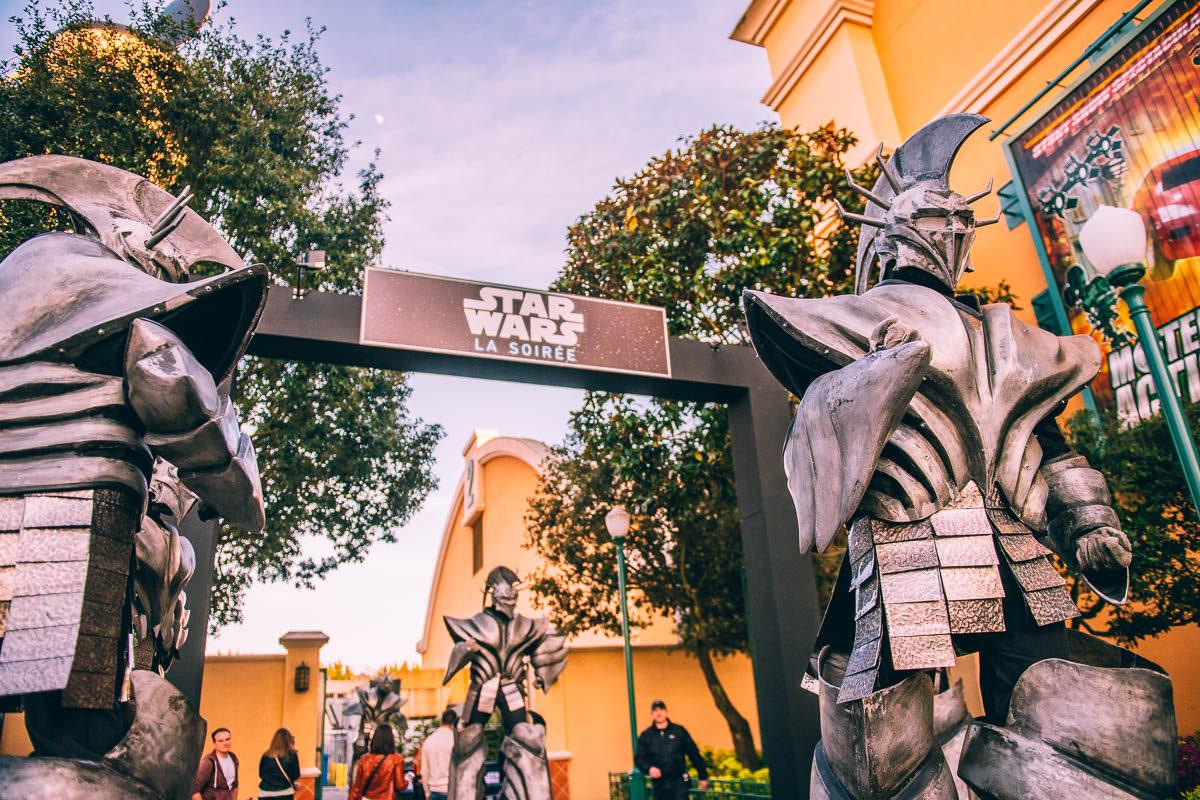 Candid Camera Star Wars : Special star wars evening fantasmagorie