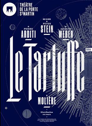 Le Tartuffe – Théâtre de la Porte Saint-Martin